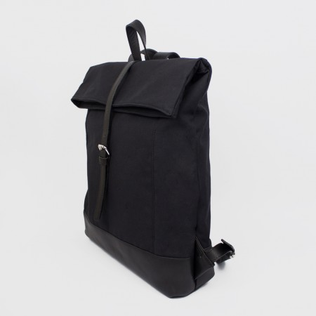 BACKPACK B2  / BLACK & BLACK