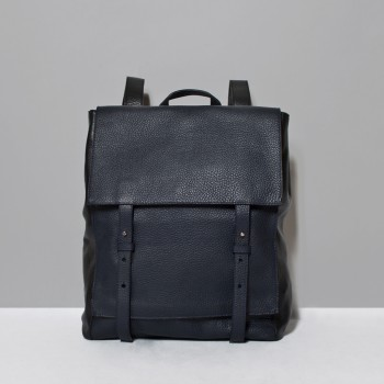 BACKPACK S / NAVY & BLACK