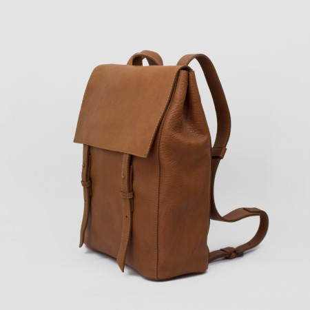 BACKPACK S / CHESTNUT