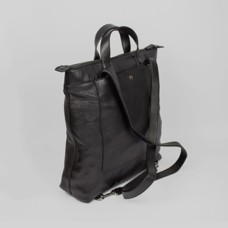 CONVERTIBLE BACKPACK B1 / BLACK
