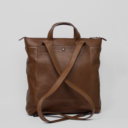 CONVERTIBLE BACKPACK B1 / BROWN