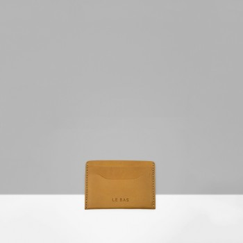 CARD HOLDER C1 / TAN
