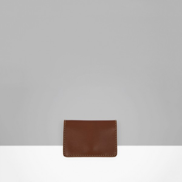 CARD HOLDER C2 / CHESTNUT