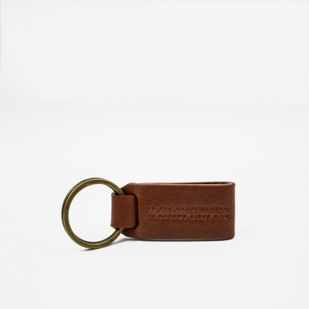 KEY FOB  S1 / CHESTNUT