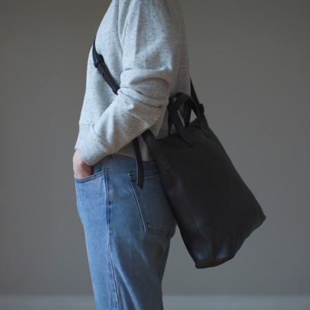 MEDIUM BAG M1 / BLACK