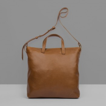 MEDIUM BAG M1 / CHESTNUT