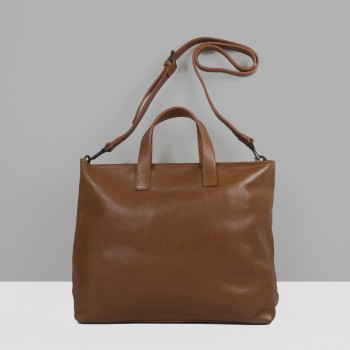 SATCHEL A1 / CHESTNUT