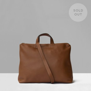 SATCHEL S / CHESTNUT