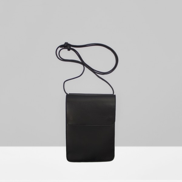 SHOULDER POUCH S3 / BLACK