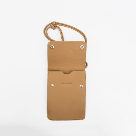 SHOULDER POUCH S3 / NATURAL