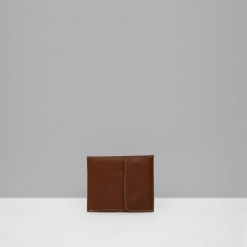 WALLET W1 / CHESTNUT