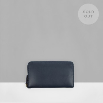ZIP WALLET / NAVY