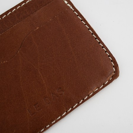 CARD HOLDER C3 / CHESTNUT / SAMPLE SALE
