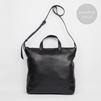 MEDIUM BAG M1 / BLACK /  SAMPLE SALE