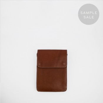 SHOULDER POUCH S3 / CHESTNUT / SAMPLE SALE
