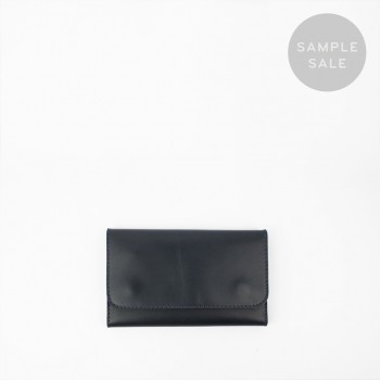WALLET S / NAVY / SAMPLE SALE
