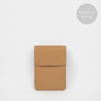 SHOULDER POUCH S3 / NATURAL / SAMPLE SALE