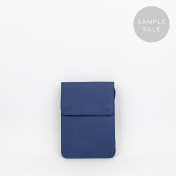 SHOULDER POUCH S3 / ROYAL BLUE / SAMPLE SALE
