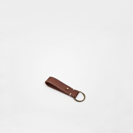 KEY FOB / CHESTNUT