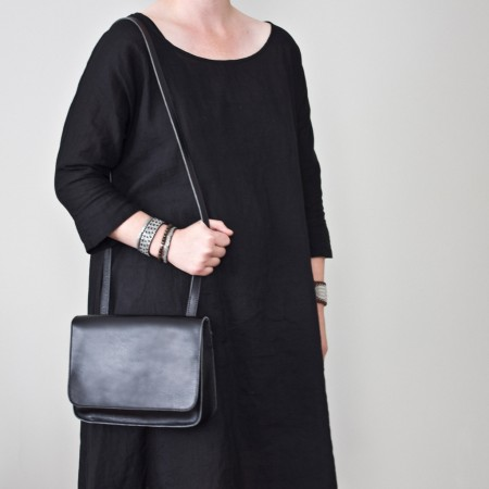 SHOULDER S1 / BLACK
