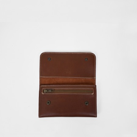 WALLET S / CHESTNUT